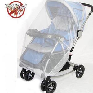 Crianças Carrinho De Bebê Carrinho De Bebé Carrinho de Mosquito Inseto Net Malha De Segurança Buggy Berço Netting Bebê Mosquiteiro Do Carro Ao Ar Livre proteger