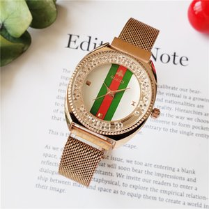 30MM 스위스 브랜드 다이아몬드 시계 여성용 명품 여성 시계 패션 디자이너 손목 시계 forwoman 팔찌 reloj mujer MONTRES는 femmes을 부어