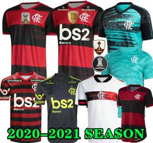 20 21 flamengo Jersey 2020 2021 Flämisch GUERRERO DIEGO VINICIUS JR Fußballjerseys goleiro Flamengo GABRIEL B Sport Fußball Mann Frau Hemd