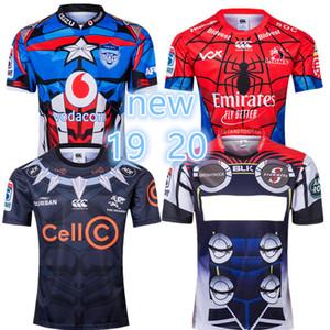 Heroes Memorial Edition 2019 2020 NUEVOS toros A domicilio rugby Jerseys Liga camiseta BULLS rugby Jersey camisetas s-3xl