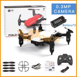 2019 LF606 Quadrotor RC Dobre Drone FPV Transmissão em Tempo Real Com 0.3MP 2.0MP Wifi Camera 360 graus de rotação aeronaves voando ao ar livre