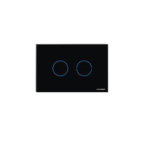 LED Spültaste Sensor Spülfunktion WC Wandtoilette Unterputzbehälter automatische Spültaste