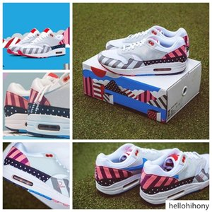 HOT Parra one Running Shoes Multi Colors 2018 Mens Fashion Leading Designer New Look Women Casual Shoes