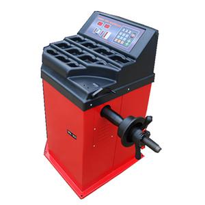 타이어 서비스에 대한 베스트 셀러 자동차 휠 밸런서 기계 밸런싱
