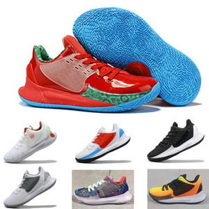 2020 Kyrie Irving 2 estrelas PE LOW 2 TN sol Elite para os sapatos Mens Basketball Atlético sneakers