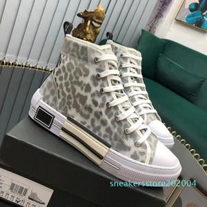 La mejor calidad de flores Obliques Tess diseñador de moda de lujo zapatillas de deporte de la plataforma mujeres de los hombres de la vendimia entrenador zapatos atléticos de las zapatillas de deporte c01 s04
