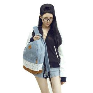 XINIU 2017 novos lona mulheres mochila mochilas escolares estudante estilo preppy femininas mochila viagem senhoras Mochila sacos de ombro