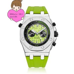 2019 Фабрика прямых продаж Часы Высококачественные часы Полностью автоматические механические часы. Мужские спортивные наручные часы мужские часы смотрит