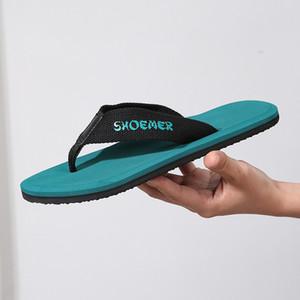 2019 flip-flops dos homens de Verão New Style Tamanho Grande Anti-slip-Style Praia Sandals Hot Selling
