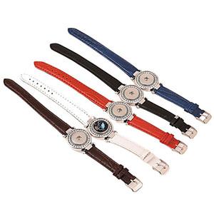Snap Button joyería antigua Baño de plata 18mm Snap Button BraceletBangles encanto del cuero de la mujer para la pulsera