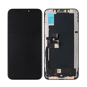 OLED Quality LCD Screen For iPhone XS Perfect Color Display Touch Digitizer Assembly Replacement & No Dead Pixel
