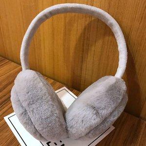 Mignon hiver Earmuffs femmes pour les femmes filles fourrure Earmuffs Warmers hiver Confort chaud