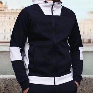 Diseñador para hombre chaquetas con capucha para hombre con Leopard Imprimir Deportes Estilos chaqueta de moda otoño del resorte de la ropa ocasional