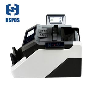 HS-108 آلة العد مزيج بيل القيمة النقدية المال عداد المال من مشاريع القوانين
