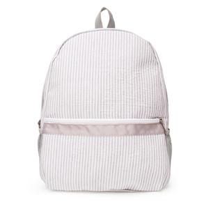 세련된 시어서커 배낭 유치원 어린이 가방 도매 시어서커 유아 배낭 화려한 백팩 DOM-108031
