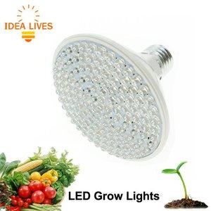 أدى النمو ضوء AC220V 2W 5W 7W E27 الأحمر الأزرق LED ضوء النمو النباتية للنباتات داخلية أو حوض السمك.