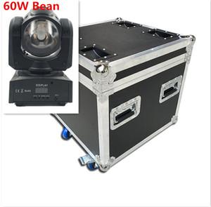 4 PZ 60 W + Светодиодные светодиодные головки LED POTE / США Luminums 60 W RGBW 4in1 Fassio LED DJ Spot Light