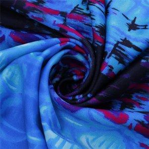 Balance Wrap Halter Bikini Little Poisson Style de poisson La pièce Sirène Gradient Femme Maillot de bain Designer Summer Trois TLWQM