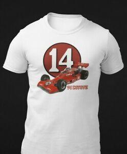 AJ Foyt 1974 Indy 500 Pole Winner Coyote Race Car T Shirt