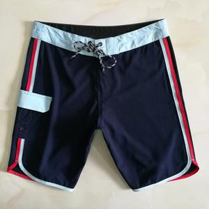 2020 Homens Praia Shorts Natação 9 cores Quick Dry Elastic Swim Shorts de Verão Waterproof Surf Boardshorts masculinos Desportos Aquáticos Shorts Designer 0