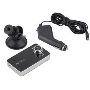 """K6000 2.4"""" Full HD 720P TFT écran de la caméra de voiture enregistreur DVR caméra Dash Cam caméscope véhicule avec capteur G Registrator avec Retail Box"""