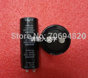 Freeshipping BallModel 360V 2600uf Photo Flash capacitor 35 * 90 milímetros
