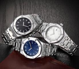 Keramik Lünette Mens New Black Men Edelstahl Uhr Luxus Automatikuhr Sport Einfache Quarz Armbanduhren btime