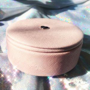 عيد الحب 2018 طبعة محدودة باندورا مربع مجوهرات الوردي مصنوعة من سوار صغير أو متوسط الحجم أو الإسورة