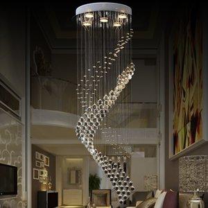 Royal crystal loft Vintage chandelier Europe style com luzes GU10 5 para sala de estar hotel lobby restaurante corredor