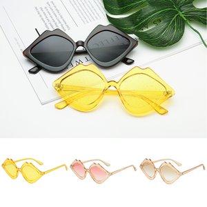 Women Lip Shape Sunglasses UV400 Kiss Fashion Sun Glasses Eyewear Retro Sun glasses Female Eyewear UV400 Chic Sun Glasses