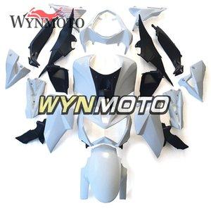 Sin pintar Z800 Carenados completos para Kawasaki Z800 2013 2014 2015 2016 NINJA Z800 13 14 Inyección de plástico ABS Kits de cuerpo de motocicleta Cascos desnudos