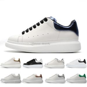 Mode peau de serpent chaussures de créateurs de luxe UK triple noir blanc 3M réfléchissant grean rouge argent jade 25 colorways baskets hommes femmes