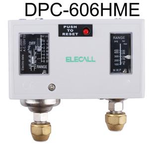 ELECALL Eletronic Автоматический выключатель воды Регулятор давления воздуха Цифровой водяной насос Компрессор Регулятор давления T200605