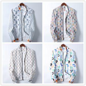 2020 Italian luxury Men Denim Jacket Trend Diverse Male Letter Jean Coat Styles Brand Designer Jacket women Long Sleeve Mens Clothing