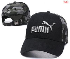 Luxury Cap Germany PUM Men Women Basketball Snapback hat Chicago Strapback Hats Mens bone Curved Brim Caps Adjustable Cap Sport Hat 06