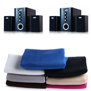 2020 Newest Creative Speaker Grill Cloth Stereo Gille Fabric Speaker Radio Mesh Cloth Useful Colorful Speaker Mesh Cloth