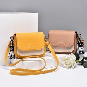Yeni kadın çantası moda omuz çantası tasarımcısı tasarım gündelik Fransız niş crossbody çanta