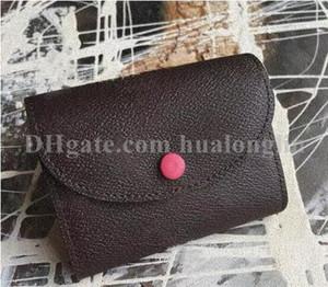 Alta Qualidade Número de série caixa Original carteira mulheres bolsa do desenhador marca mulher senhora