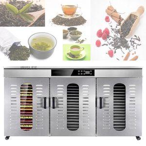 piccola alimentare delle famiglie in acciaio inox macchina di frutta secca alimento carne essiccatore frutta tè medicina dryer4500W