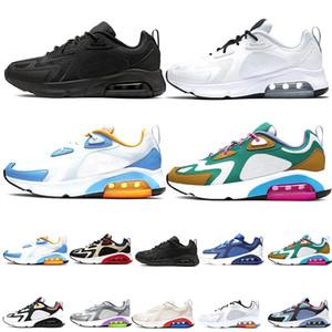 nike air max 200 Mistik Yeşil Erkekler 200 s Koşu Ayakkabıları serin Gri Üniversitesi Mavi Kırmızı 1992 Dünya Sahne Atletizm Sneakers erke ...