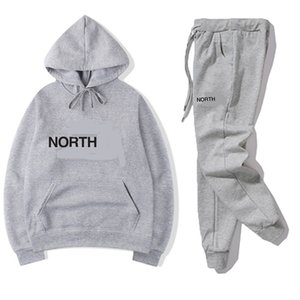 Mens Tracksuit Fashion Designer Hoodies+pants 2 Piece Sets Solid Color Brand Outfit Suits High Quality Tracksuits for Mens size s-3xl