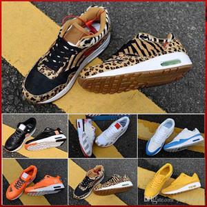 nike air max 87 airmax   En gros Atmos Anniversaire 1 Piet Parra Premium lunaire 1 DELUXE WATERMELON chaussures de course sneaker top qualité Avec Boîte