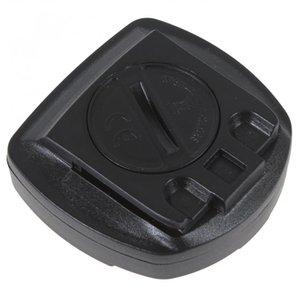 SD-548C Kablosuz Waterproopf 27 x 23mm LCD Siyah + Sarı Dijital Kilometre Bisiklet Saat Metre Bisiklet Odometre Bisiklet Bilgisayarlar