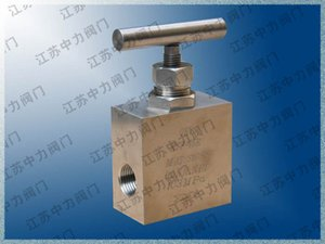 304 stainless steel high temperature and high pressure stop valve
