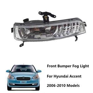 Auto Parts Car Front Left Right Bumper Fog Light Fog Lamp 92201-1E000 92202-1E000 For Hyundai Accent 2006 2007 2008 2009 2010