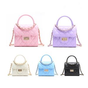 Borse per bambini La madre coreana madre e figlia abbindiscono tote di alta qualità neonate mini princess borse dovrebbe borse regali di compleanno