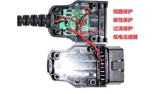 Bateria Auto clipes bateria de substituição carro Ferramenta Grampos Teleférico Abastecimento ECU Emergência com boa qualidade