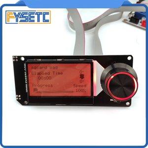 3D Printing 3D Printer Parts & Accessories Type A MINI12864 LCD Screen mini 12864 v2.1 Display RGB backlight Black Support Marlin DIY