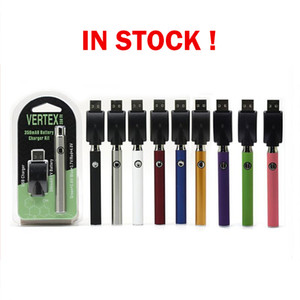 Vertex البطارية مجموعات التسخين البطارية LO VV البطارية Vape القلم 510 الموضوع التسخين بطاريات 350mah المرذاذ السجائر الإلكترونية