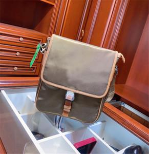 2020 Nueva hombro del diseñador del bolso de Crossbody de cartera de los hombres Paquete Comercial Moda CFY2005055
